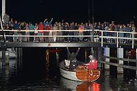 ZWEMMEN: FRYSLÂN: 18-19-08-2018, Elfstedenzwemtocht, Maarten van der Weijden, Stavoren, ©foto Martin de Jong