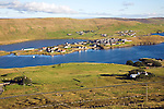 Kalliness village, Weisdale, Shetland Islands