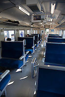 Japan Railways Second Class Railway Carriage