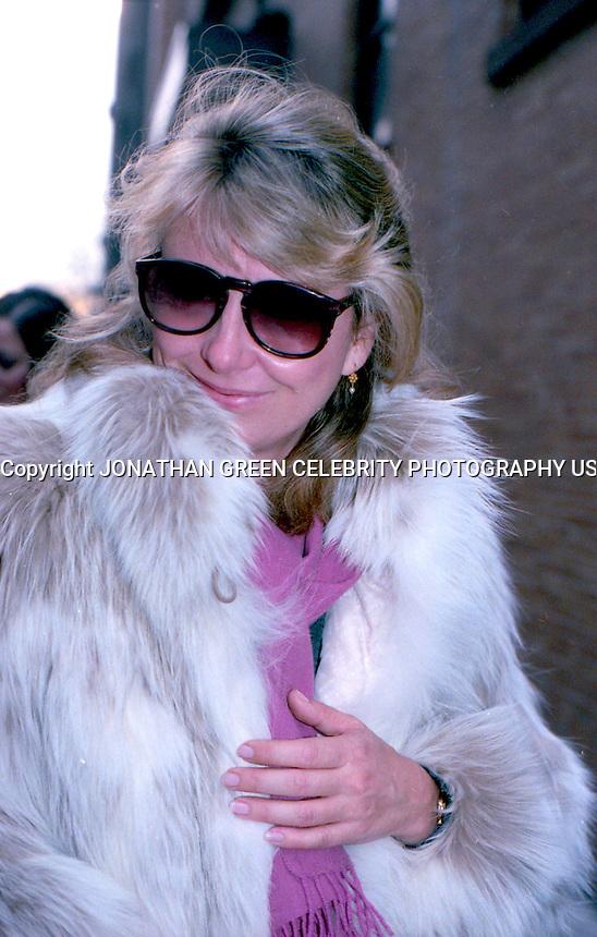 Teri Garr 1986 by Jonathan Green