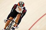 Riyu Ota (JPN), <br /> AUGUST 31, 2018 - Cycling - Track : <br /> Women's Sprint Quarter-final <br /> at Jakarta International Velodrome <br /> during the 2018 Jakarta Palembang Asian Games <br /> in Jakarta, Indonesia. <br /> (Photo by Naoki Morita/AFLO SPORT)