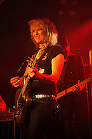 LONDON, ENGLAND - OCTOBER 20: Chrissie Hynde of 'The Pretenders' performing at Omeara on October 20, 2016 in London, England.<br /> CAP/MAR<br /> &copy;MAR/Capital Pictures /MediaPunch ***NORTH AND SOUTH AMERICAS ONLY***