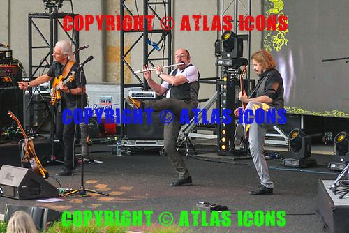 JETHRO TULL, LIVE, 2017, PAUL JENDRASIAK