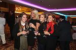 Mecure Holland House<br /> Calon Suite <br /> L-R: Justine Seguena, Samantha Quinnell, Danielle Beach &amp; Alyson Beach.<br /> 10.10.13<br /> <br /> &copy;Steve Pope-FOTOWALES