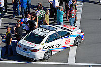 19-20 February, 2016, Daytona Beach, Florida USA<br /> Toyota Camry Pace Car at the front of the grid.<br /> ©2016, F. Peirce Williams