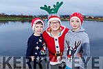 Ready for a run for fun at the Santa Fun run in memory of Fiona Moore, in the Tralee Bay Wetlands on Sunday