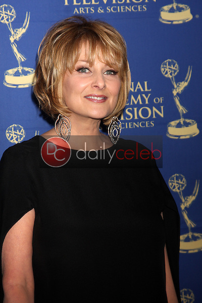 LOS ANGELES - JUN 20:  Christina Ferrare at the 2014 Creative Daytime Emmy Awards at the The Westin Bonaventure on June 20, 2014 in Los Angeles, CA