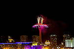 """America's Party: Las Vegas New Year's Eve 2016. This year's spectacular fireworks show theme will be """"On Top of The World"""" and will feature a special tribute in ..."""