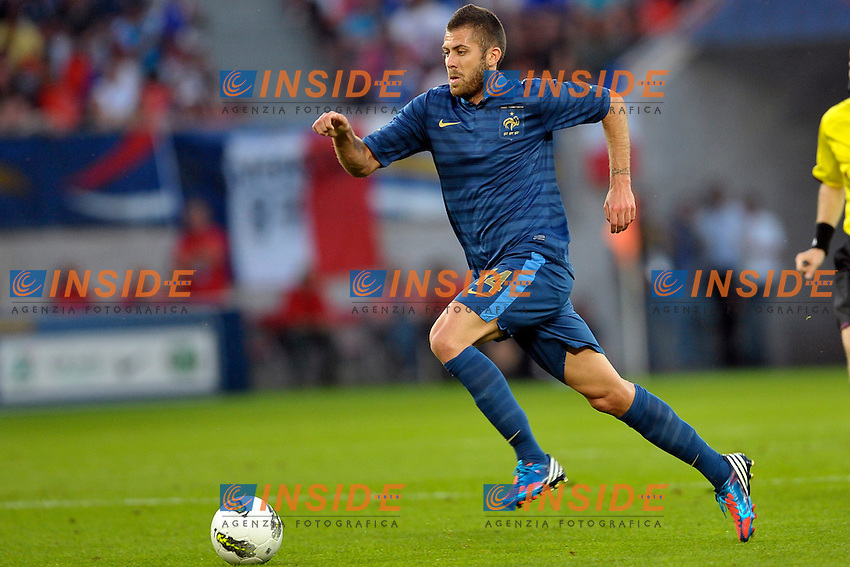 Jeremy Menez (France) .Valenciennes 27/5/2012 .Football Calcio Euro 2012 Friendly Match.Foto Insidefoto / JB Autissier / Panoramic .ITALY ONLY