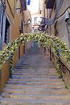 Girona Temps de Flors.<br /> 62a Exposicio de Flors, Monuments, Patis i Jardins.<br /> Casc Antic.