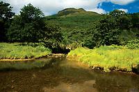 Beinn Narnain and the Loin Water, Arrochar, Loch Lomond & The Trossachs National Park, Argyll & Bute