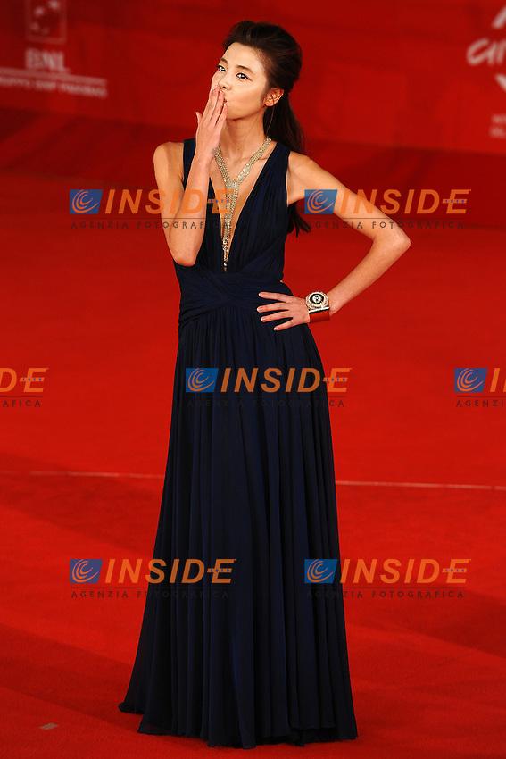 """Kim Gyu-Ri.""""Poongsan"""".Roma 28/10/2011 Auditorium.Festival Internazionale del Film di Roma.Foto Andrea Staccioli Insidefoto"""