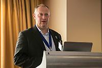 NCBC President Mark Deakin