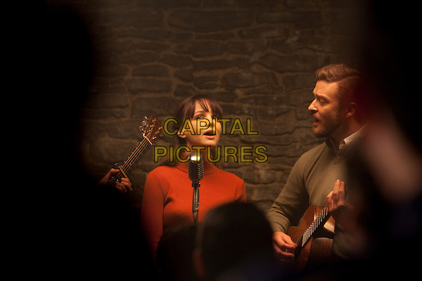 Carey Mulligan & Justin Timberlake.in Inside Llewyn Davis (2013) .*Filmstill - Editorial Use Only*.CAP/NFS.Supplied by Capital Pictures.