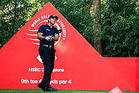 Phil Mickelson (USA) on the 9th tee during round 1 at the WGC HSBC Champions, Sheshan Golf Club, Shanghai, China. 31/10/2019.<br /> Picture Fran Caffrey / Golffile.ie<br /> <br /> All photo usage must carry mandatory copyright credit (© Golffile | Fran Caffrey)