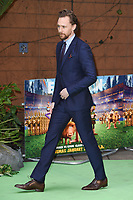 Tom Hiddleston at the &quot;Early Man&quot; world premiere at the IMAX, South Bank, London, UK. <br /> 14 January  2018<br /> Picture: Steve Vas/Featureflash/SilverHub 0208 004 5359 sales@silverhubmedia.com