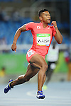 Julian Jrummi Walsh (JPN), <br /> AUGUST 12, 2016 - Athletics : <br /> Men's 400m Round 1 <br /> at Olympic Stadium <br /> during the Rio 2016 Olympic Games in Rio de Janeiro, Brazil. <br /> (Photo by YUTAKA/AFLO SPORT)