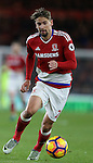 Gaston Ramirez of Middlesbrough during the English Premier League match at the Riverside Stadium, Middlesbrough. Picture date: November 20th, 2016. Pic Simon Bellis/Sportimage