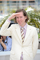 "Wes Anderson attending the ""Moonrise Kingdom"" Photocall during the 65th annual International Cannes Film Festival in Cannes, 16th May 2012...Credit: Timm/face to face /MediaPunch Inc. ***FOR USA ONLY***"