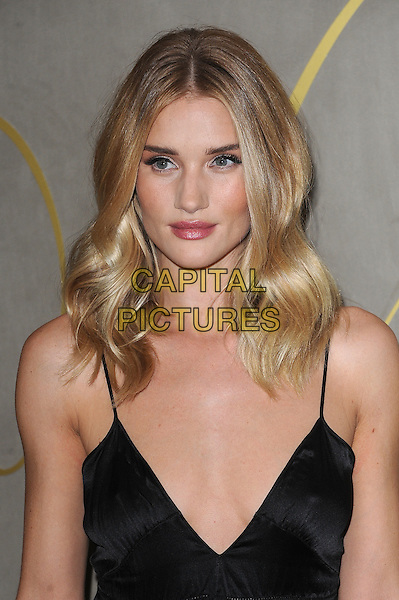 LONDON, ENGLAND - NOVEMBER 3: Rosie Huntington-Whiteley attends the Burberry Festive Film Premiere at Burberry Regent Street on November 3, 2015 in London, England.<br /> CAP/BEL<br /> &copy;BEL/Capital Pictures