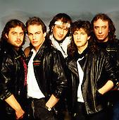 1985: MARILLION - Promotion photos