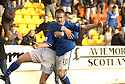 20040313     Copyright Pic : James Stewart.File Name : jspa09_stjohn_v_ict..KEIGAN PARKER CELEBRATES WITH CHRIS HAY AFTER SCORING ST JOHNSTONE'S LATE WINNER........James Stewart Photo Agency 19 Carronlea Drive, Falkirk. FK2 8DN      Vat Reg No. 607 6932 25.Office     : +44 (0)1324 570906     .Mobile  : +44 (0)7721 416997.Fax         :  +44 (0)1324 570906.E-mail  :  jim@jspa.co.uk.If you require further information then contact Jim Stewart on any of the numbers above.........