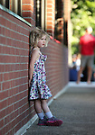 Dayla Kuchnicki, 4, hangs out at the concert at the Carson City Off-Road, Nev., on Saturday, June 16, 2018. <br /> Photo by Cathleen Allison/Nevada Momentum