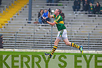Kieran Donaghy Kerry in action against UCC in the Munster quarter final of the McGrath cup at Fitzgerald Stadium in Killarney on Sunday.