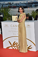 Daughter of Jafar Panahi Solmaz Panahi at the photocall for &quot;Award Winners&quot; at the 71st Festival de Cannes, Cannes, France 19 May 2018<br /> Picture: Paul Smith/Featureflash/SilverHub 0208 004 5359 sales@silverhubmedia.com
