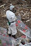 Asbestos cleaning, Amsterdam, Netherlands