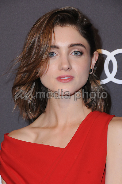 13 September  2017 - Hollywood, California - Natalia Dyer. Audi Celebrates the 69th Emmys held at The Highlight Room in Hollywood. Photo Credit: Birdie Thompson/AdMedia