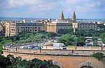 city of Valletta island of Malta Europe