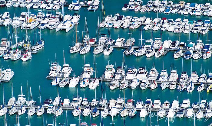 Nouméa, cercle nautique calédonien