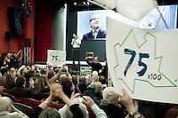 Milano:  presentazione dei candidati della Lega Nord alla regione Lombardia