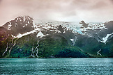 USA, Alaska, Seward, exploring Resurrection Bay on the way to Holgate Glacier
