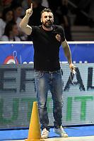 Marco Capanna <br /> SIS Roma vincitrice della Coppa Italia <br /> Roma 06/01/2019 Centro Federale  <br /> Final Six Pallanuoto Donne Coppa Italia <br /> SIS Roma - Rapallo Pallanuoto Finale 1-2 posto<br /> Foto Andrea Staccioli/Deepbluemedia/Insidefoto