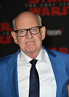 Frank Oz at the world premiere for &quot;Star Wars: The Last Jedi&quot; at the Shrine Auditorium. Los Angeles, USA 09 December  2017<br /> Picture: Paul Smith/Featureflash/SilverHub 0208 004 5359 sales@silverhubmedia.com