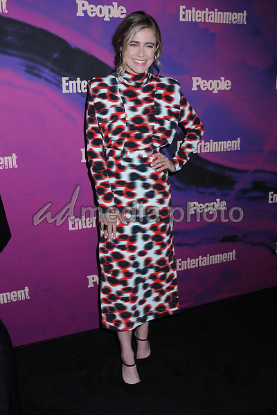 13 May 2019 - New York, New York - Melissa Roxburgh at the Entertainment Weekly & People New York Upfronts Celebration at Union Park in Flat Iron. Photo Credit: LJ Fotos/AdMedia
