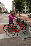 Rental Bike System, Washington, DC, dc124512