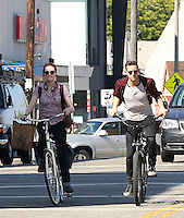 Jamie Bell & Evan Rachel Wood - Los Angeles - EXCLUSIVE PHOTOS
