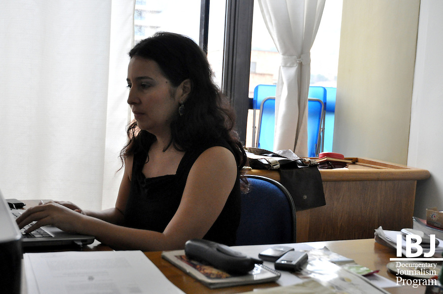 Medell&iacute;n, Colombia - Meet IBJ JusticeMakers Fellow Adriana Patricia Casta&ntilde;o Roman of Colombia who is implementing a project this year on youth rights and arbitrary arrest in the city of Medell&iacute;n.<br />