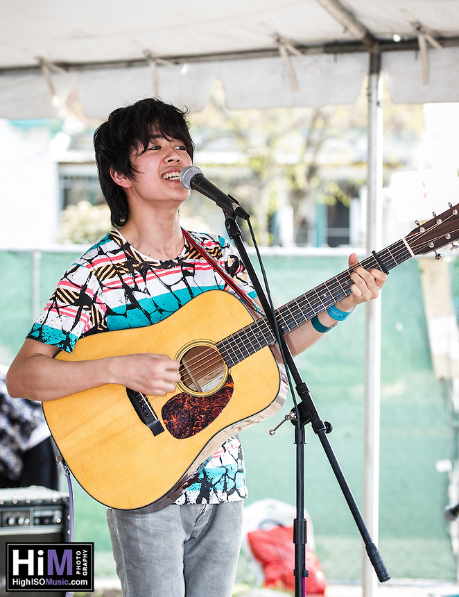 Johnny Saito at SXSW 2012 in Austin, TX.