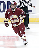Pat Gannon - The Boston College Eagles defeated the Miami University Redhawks 5-0 in their Northeast Regional Semi-Final matchup on Friday, March 24, 2006, at the DCU Center in Worcester, MA.