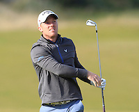 David Horsey (ENG) on the 7th fairway during Round 3 of the 2015 Alfred Dunhill Links Championship at Kingsbarns in Scotland on 3/10/15.<br /> Picture: Thos Caffrey | Golffile