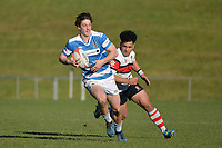 College Rugby - Scots College v St Pat's Silverstream at Porirua Park, Porirua, New Zealand on Saturday 5 August  2017.<br /> Photo by Masanori Udagawa. <br /> www.photowellington.photoshelter.com