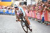 28th May 2017, Milan, Italy; Giro D Italia; stage 21 Monza to Milan; Ag2r La Mondiale; Pozzovivo, Domenico; Milano;