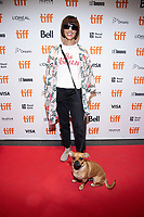 """TORONTO, ONTARIO - SEPTEMBER 07: Ana Lily Greenwald and Benny attends the """"Briarpatch"""" premiere during the 2019 Toronto International Film Festival at TIFF Bell Lightbox on September 07, 2019 in Toronto, Canada. <br /> CAP/MPI/IS/PICJER<br /> ©PICJER/IS/MPI/Capital Pictures"""
