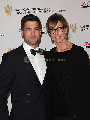 Beverly Hills, CA - November 10 Allison Janney, Philip Joncas Attending American Friends Of The Israel Philharmonic Orchestra Duet Gala At The Wallis Annenberg Center For The Performing Arts On November 10, 2015. Photo Credit: Faye Sadou / MediaPunch