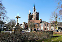 Zwolle. De Sassenpoort. De Sassenpoort is een stadspoort.