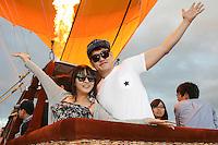 20141204 04 December Hot Air Balloon Cairns